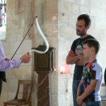 Initiation au violon à Saint-Etienne-Roilaye