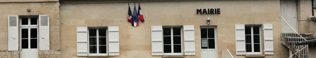 Mairie à Roilaye