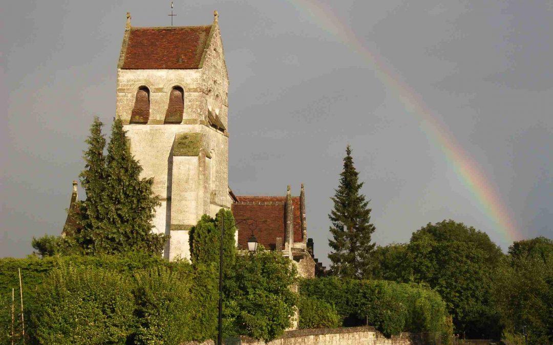 Histoire de l'église de Saint-Étienne : visite découverte