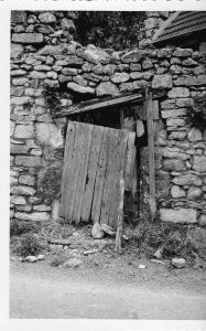 entrée route de Chelles 1941