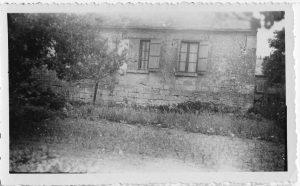 côté route de Chelles 1941