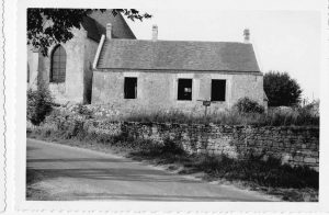 côté route de Chelles 1960-1970