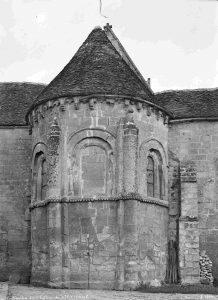 prise de vue de l'architecte Alfred-Nicolas Normand en 1889. Diffusion RMN