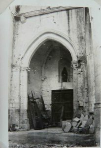 Eglise en 1041