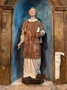 Statue de St-Etienne
