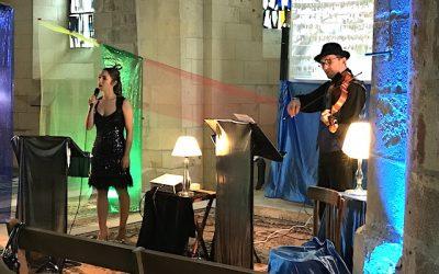 Le concert en l'église de St-Etienne-Roilaye du 15 avril 2018