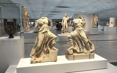 Les temps forts de la visite du Louvre-Lens